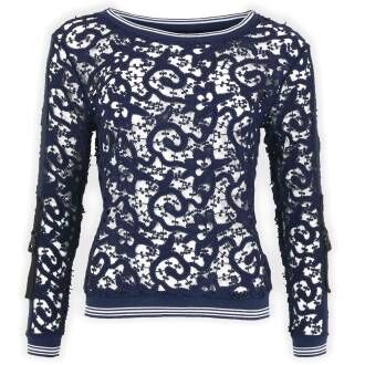 Marc Cain Pullover Marc Cain Sports  LS4404 J93
