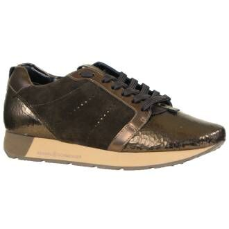 Kennel & Schmenger Sneaker Kennel & Schmenger brown 41 17010